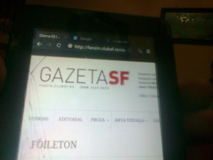 GAZETA SF